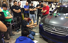 Learn How To Wrap A Car With Vinyl Wrap Classes Avery