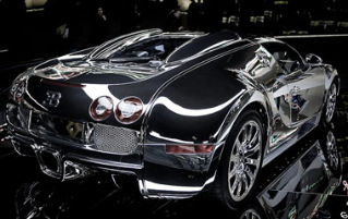 Give your car a chrome finish with conform accents