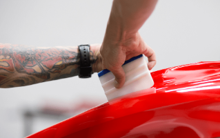 Stay up to date with car wrapping tips and recent Graphics Solutions activity