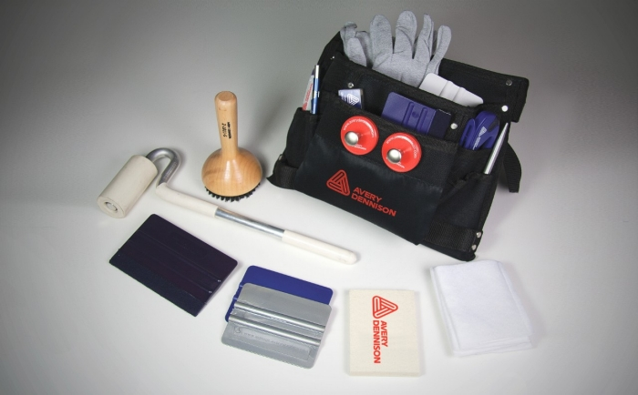 Vinyl Wrapping Application Tools Avery Dennison Graphics
