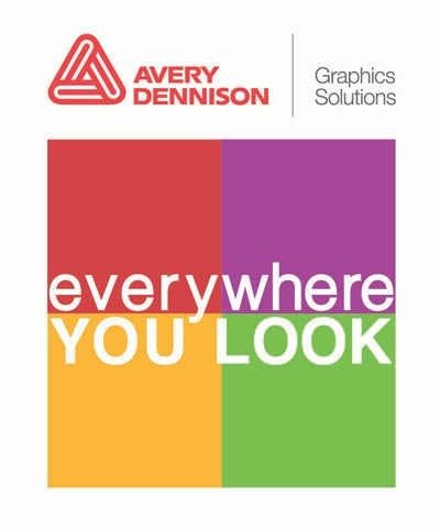 """Everywhere you look"" logo"