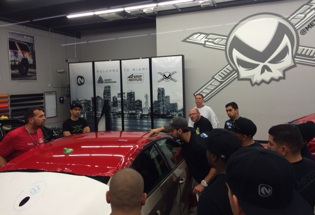 2018 Wrap Training Class Announced | Avery Dennison | Graphics